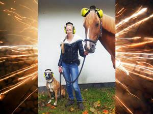 Silvester mit Hund – auf Böller wollen wir ganz verzichten!
